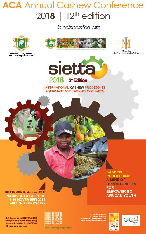 Sietta/ACA Conference 2018