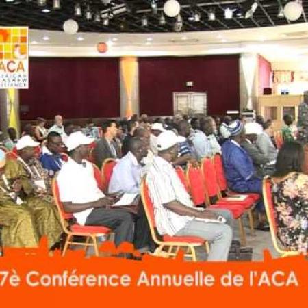 La 7e Conférence Annuelle de l'ACA 2012