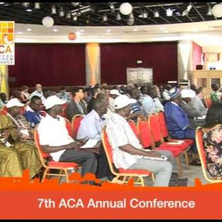 7th ACA Annual Conference (English)